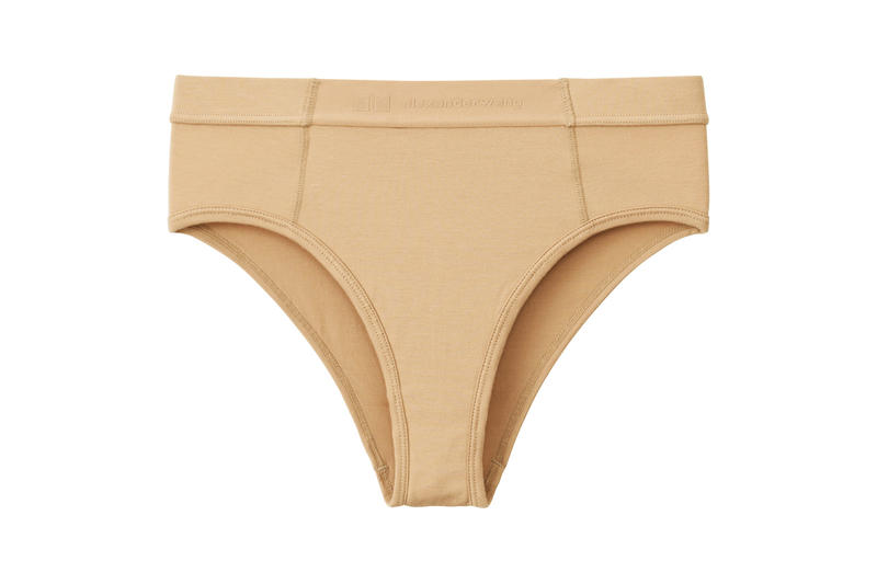 Alexander Wang x Uniqlo Heattech Collection Underwear Brown