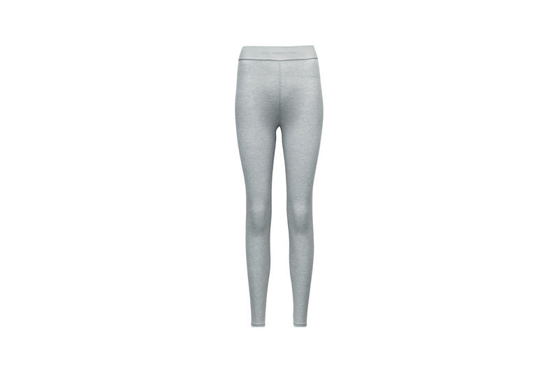 Alexander Wang x Uniqlo Heattech Collection Leggings Grey