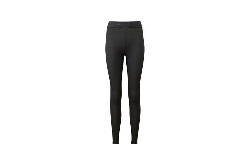 Alexander Wang x Uniqlo Heattech Collection Leggings Black
