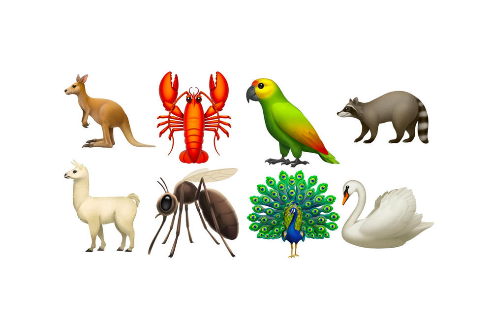 Apple iOS 12.1 Emoji Update iPhone 70 Emojis Icons Mooncake Lettuce People Animal Lobster Raccoon