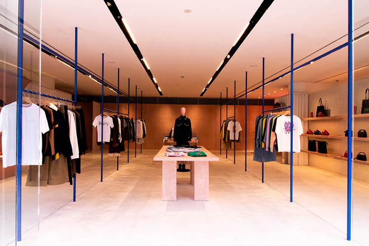 6c54e31aad10 Take a Look Inside BAPY s Newly Designed Harajuku Store
