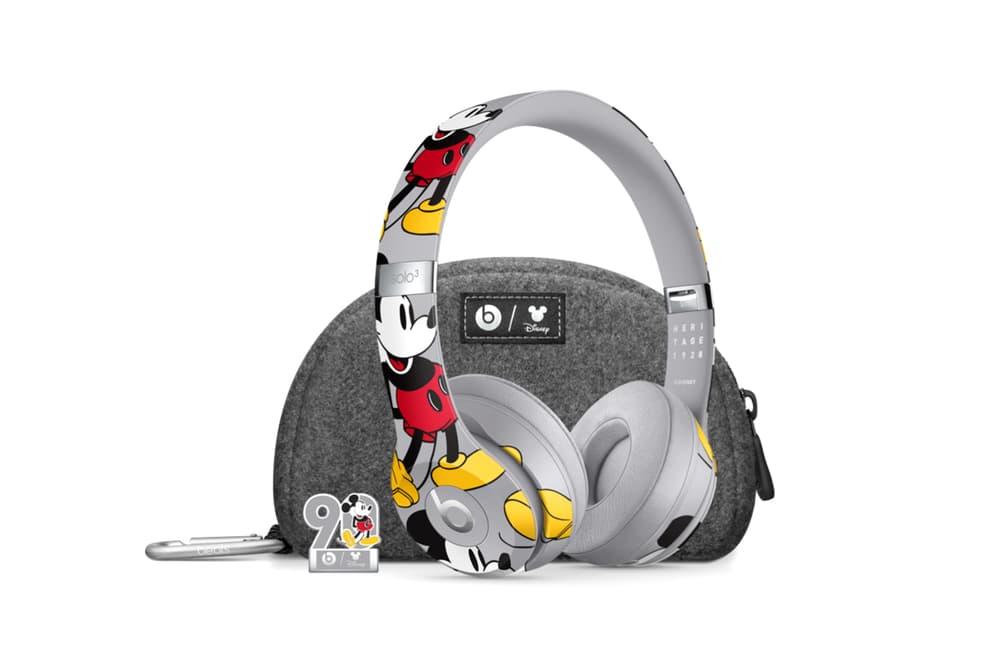 Beats by Dre x Disney Mickey Mouse Solo3 Wireless Headphones Gray