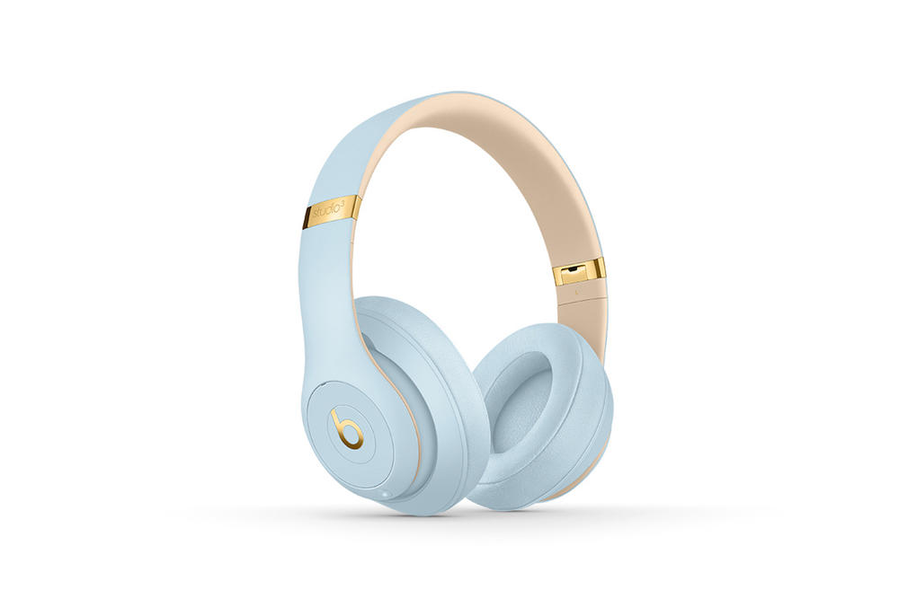 Beats by Dre Luxury Skyline Collection Headphones Music Silver Gold Blue Black Metallic