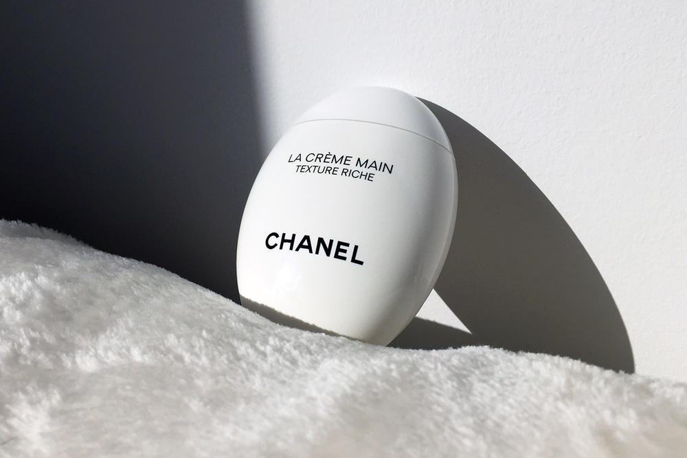 Chanel Hand Cream La Creme Main Texture Riche Skincare Beauty