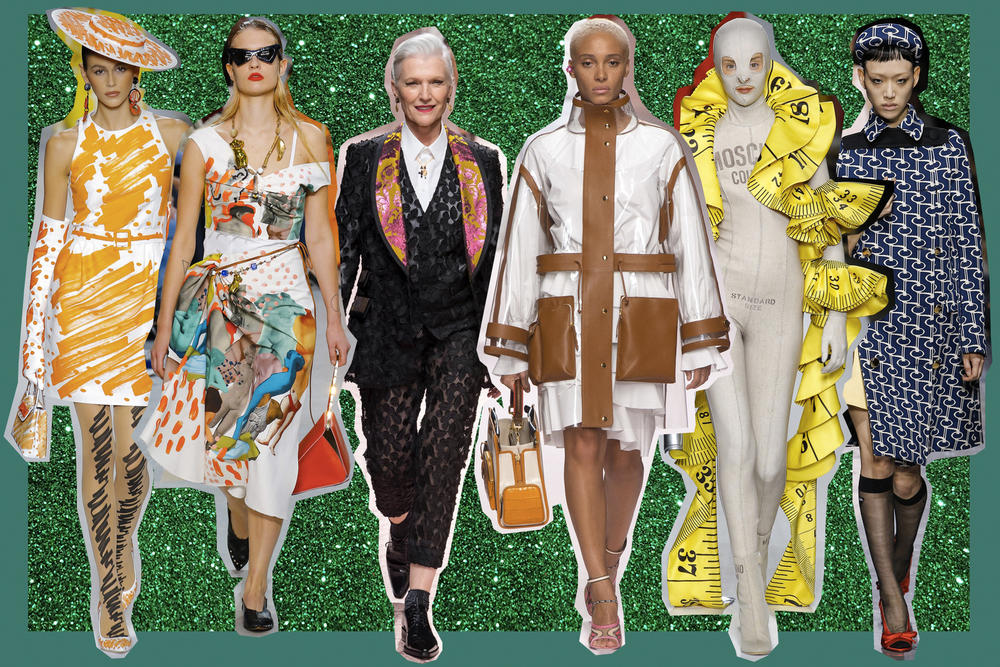 Fashion Week Spring/Summer 2019 Best Show Editors Pick Fashion Gucci Alessandro Michele Undercover Pyer Moss Marine Serre SS19 Louis Vuitton