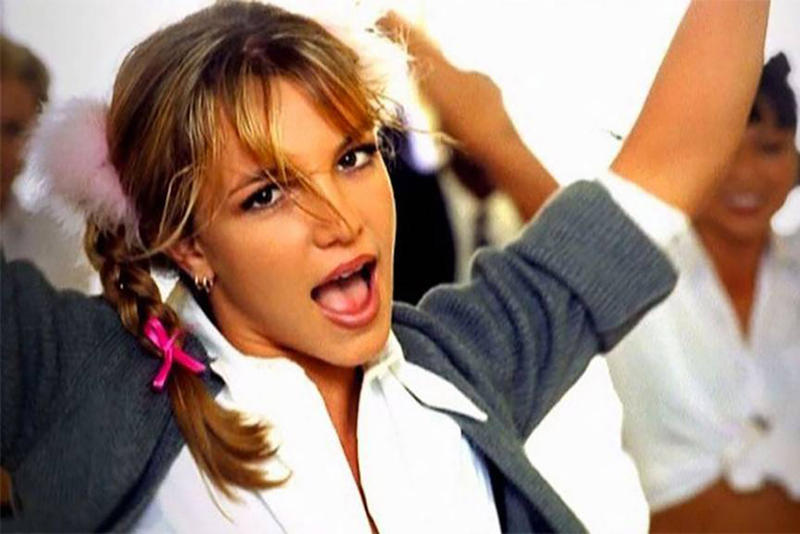 Britney Spears Top 10 Music Videos All Time YouTube Music Baby One More Time 20 years