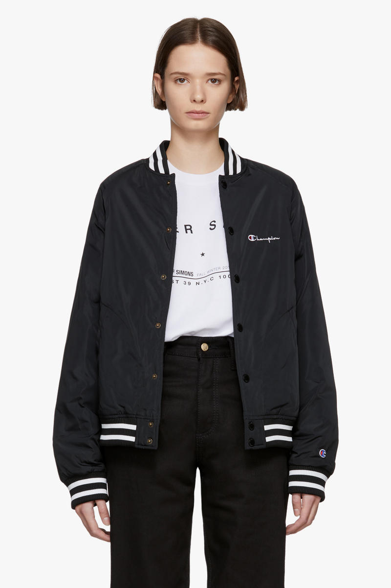 Champion Reverse Weave Logo Collection Puffer Jacket Collection T-Shirt Hoodie Baseball Jacket
