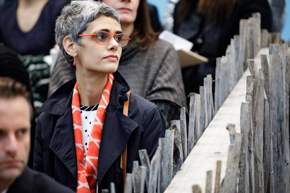 Chanel Spring Summer 2019 Paris Fashion Week Front Row Snaps Collection Karl Lagerfeld