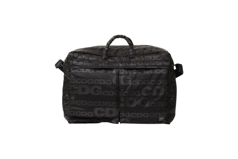 COMME des GARCONS CDG Bag Black