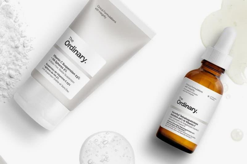 The Ordinary Vitamin C 30% Suspension in Silicone and 100% L-Ascorbic Acid Powder