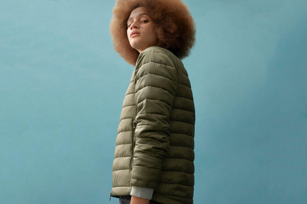 Everlane ReNew Jacket Outerwear
