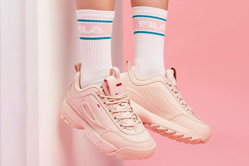 86ba0f706 FILA's Disruptor 2 Is the Shoe of the Year 2018 | HYPEBAE