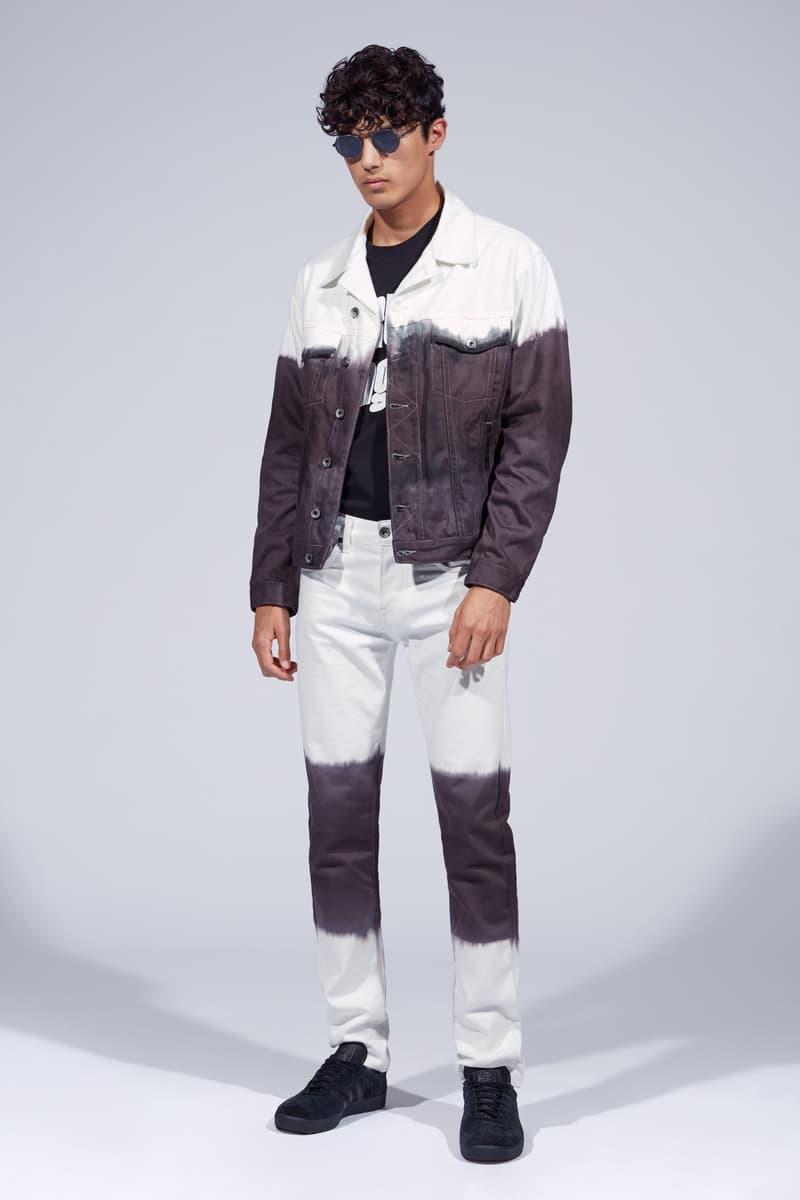 Fiorucci Spring Summer 2019 Collection Lookbook Denim Jacket Pants Brown White