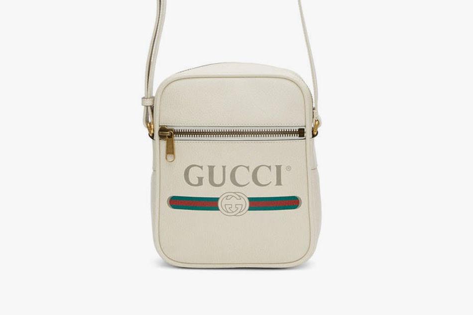 a2c8f6d8c11e Gucci Vintage Logo Messenger Bag Ivory
