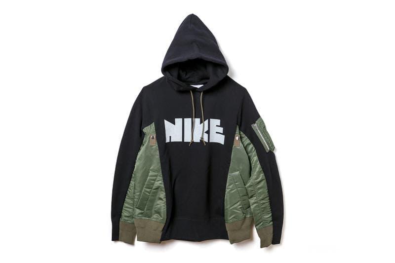 Sacai Nike Air Force 1 Hi Moccasin Fringe
