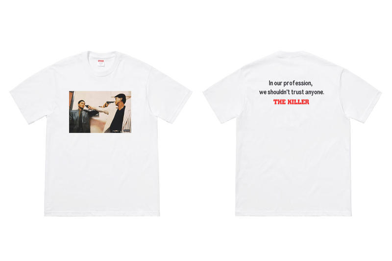 Supreme The Killer Fall Winter 2018