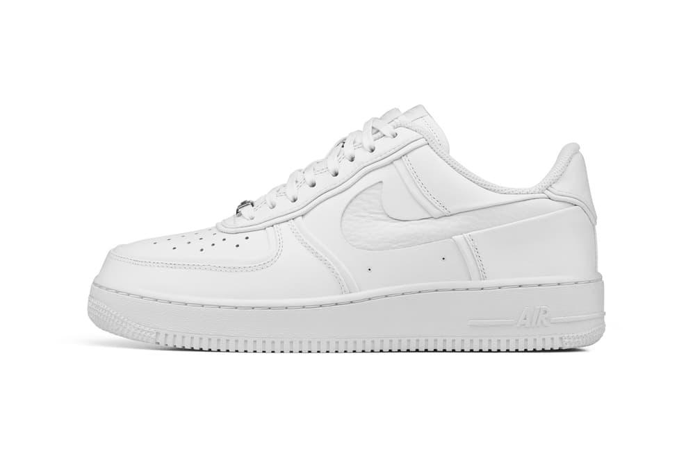John Elliott x Nike Air Force 1 White