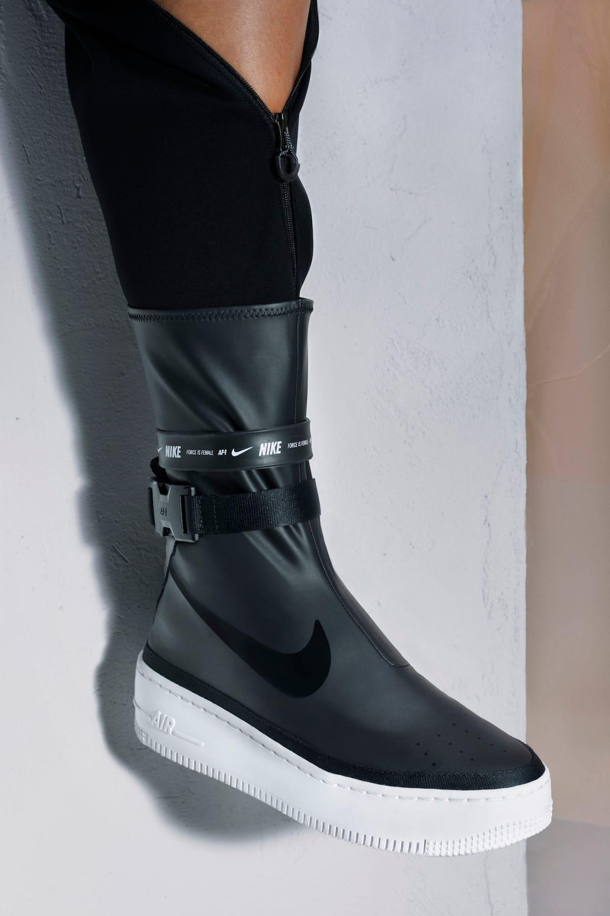 nike air force 1 womens boot