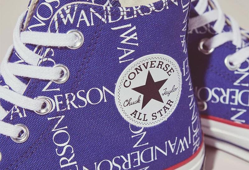 JW Anderson Converse Chuck 70 Twilight Blue