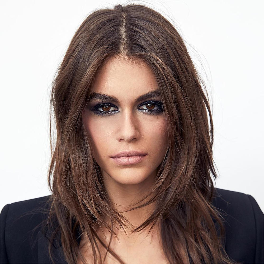 Kaia Gerber is the New Face of YSL Beauty Makeup Campaign Ambassador