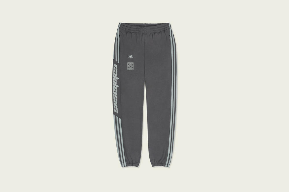 5a17783fa Kanye West x adidas YEEZY Calabasas Track Pants Ink Wolves