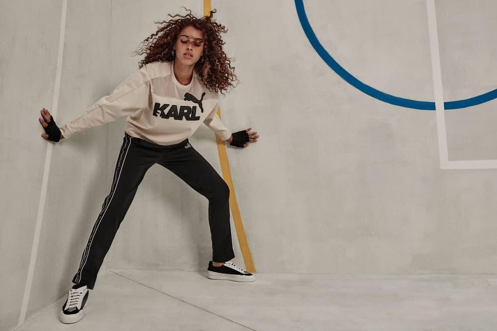 Karl Lagerfeld PUMA Suede 50