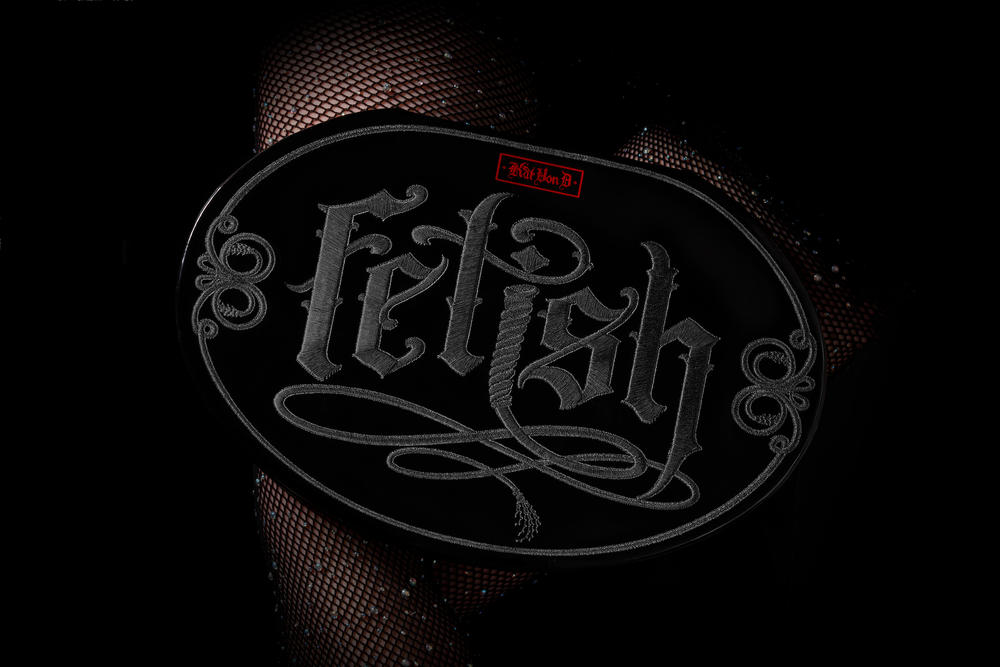 Kat Von D Fetish Collection Reveal Introduction Eyeshadow Makeup Beauty Highlighter Blush Palette