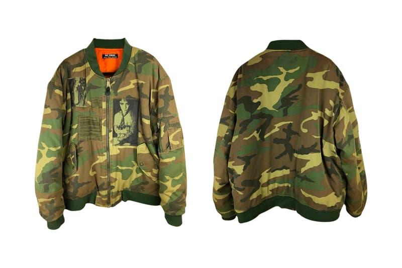 raf simons riot bomber jacket kim kardashian kanye west highest grailed bid record resell market