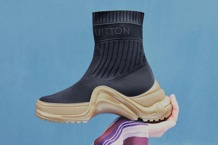 bf72ffb9ab Louis Vuitton Transformed the Archlight Sneaker Into a Winter Boot
