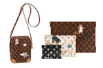 Picture of See All the Bags and Leather Goods in Louis Vuitton & Grace Coddington's Cat-Themed Collab