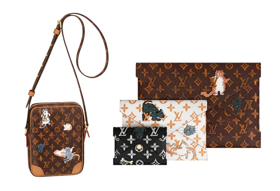 Grace Coddington Louis Vuitton Cruise 2019 Bags  85328dac9f726