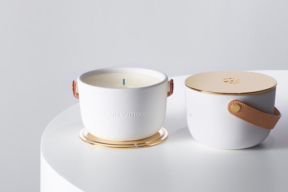 Louis Vuitton Scented Candles Home Interior Perfume Collection