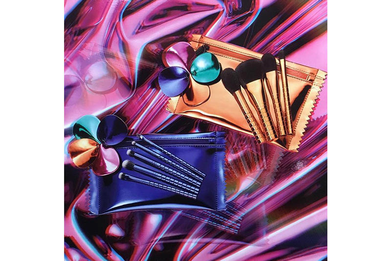 MAC Holiday 2018 Makeup Collection Brushes