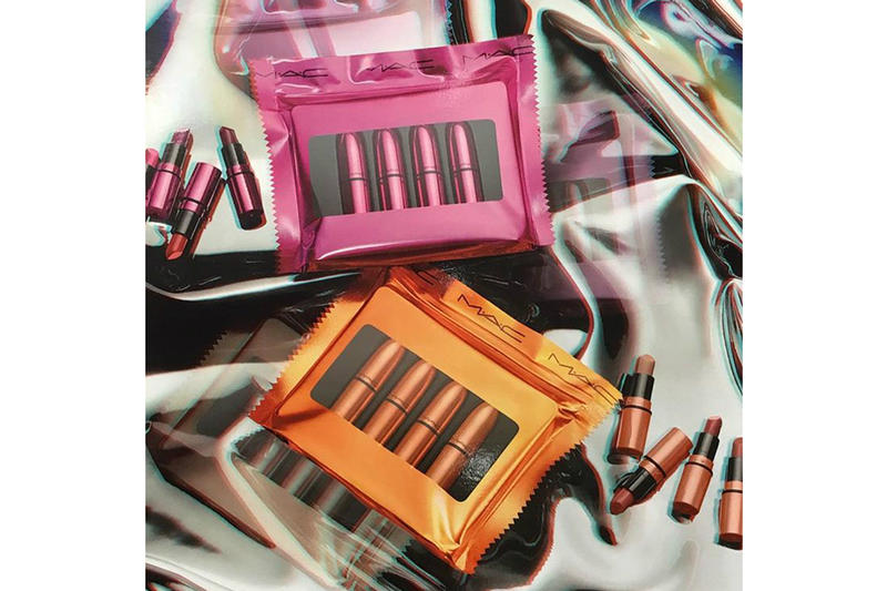 MAC Holiday 2018 Makeup Collection Lipsticks