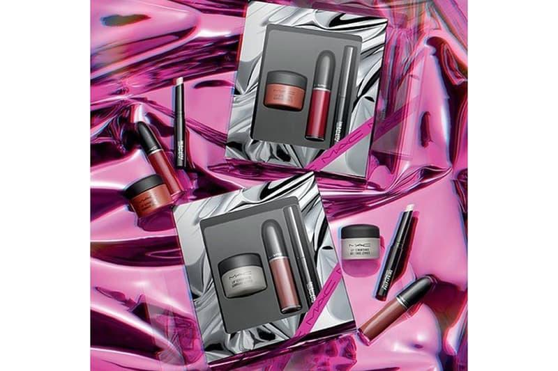 MAC Holiday 2018 Makeup Collection Matte Lippi, Lip Scrub, Prep and Prime