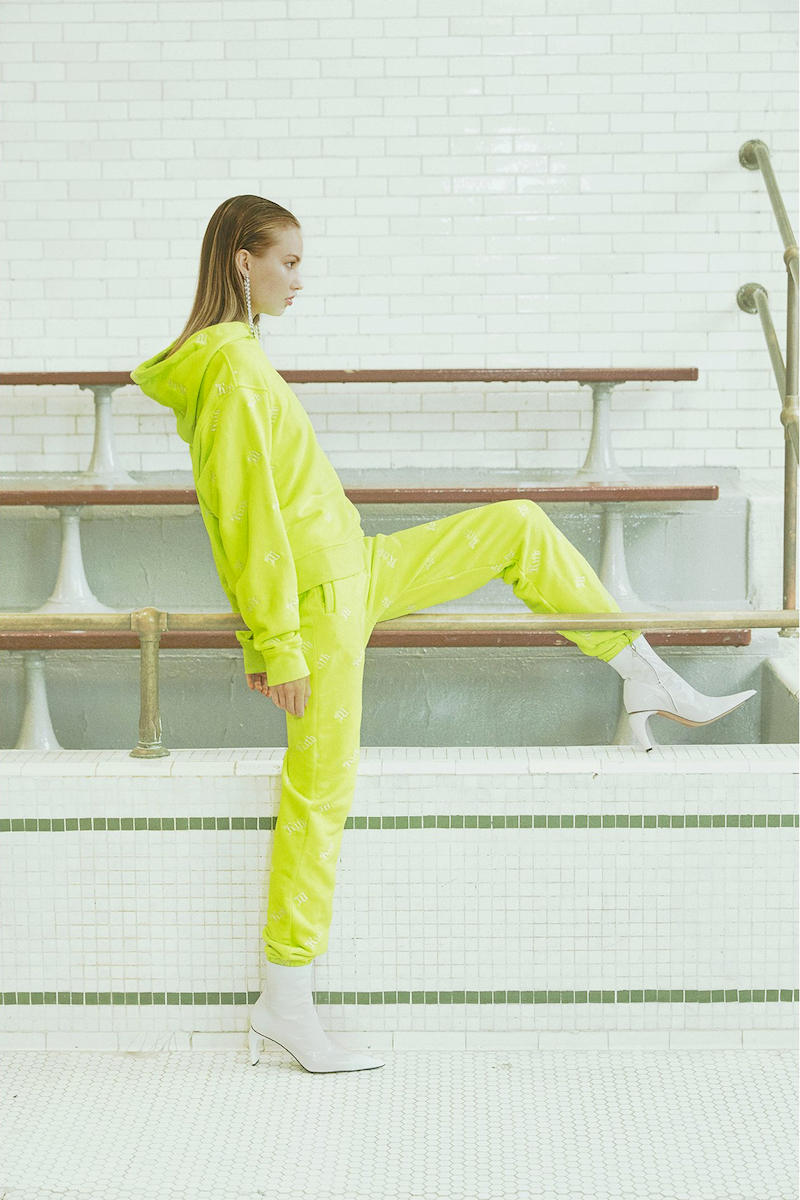 MISBHV x KITH Women Fall/Winter Collection Lookbook Thermal Wear Collaboration