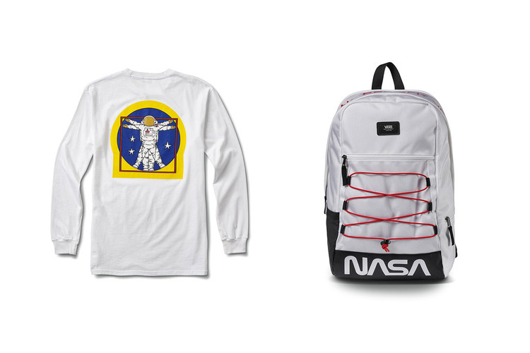 Peep Every Single Item in NASA x Vans