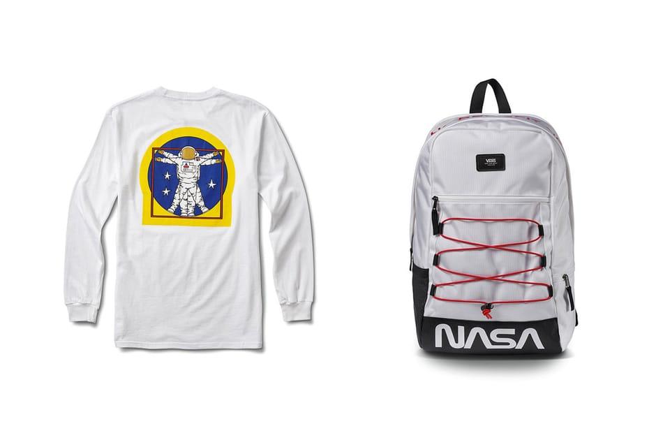 Nasa X Vans Space Voyager Collection Hypebae