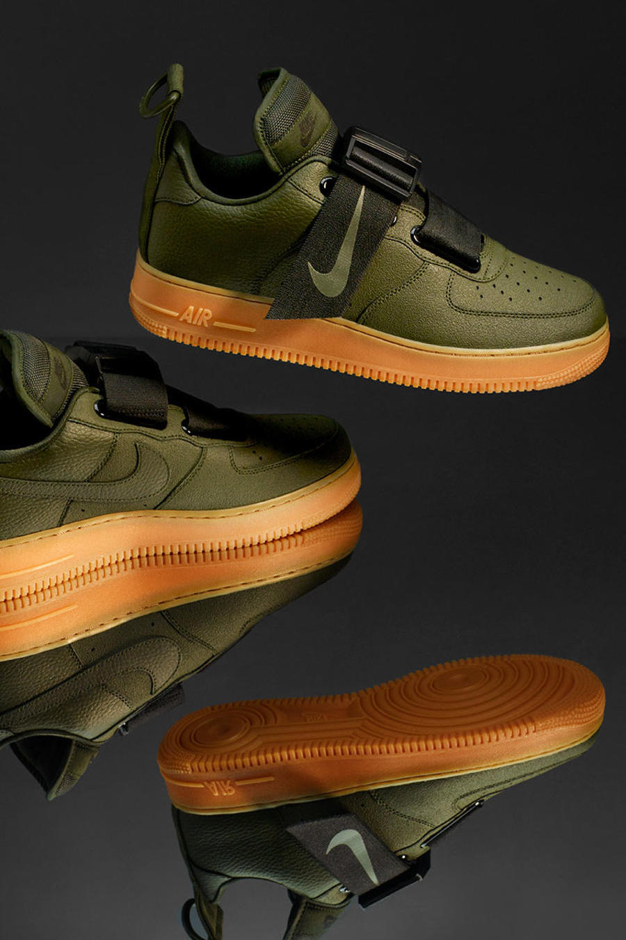 Nike Launches Air Force 1 Holiday Pack NBA Air Force 1 AF1 Rebel XX 270 Utility
