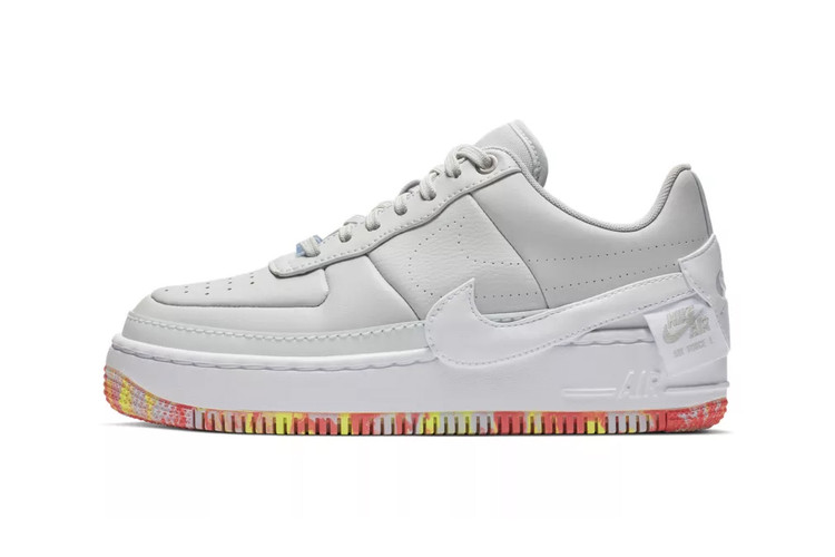 Peep the Subtle Florals on Nike s Newest Air Force 1 Jester XX 4f836238a