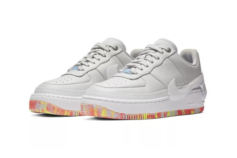 Nike Air Force 1 Jester XX Floral Print Sole