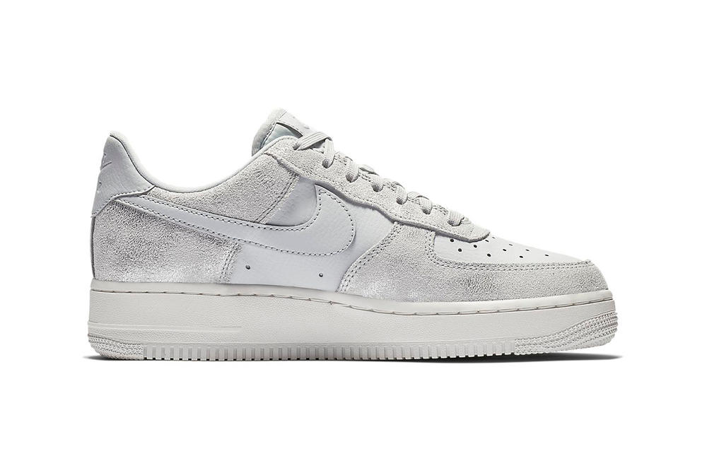 43f01d1ad2bc Nike Air Force 1 Metallic Red Bronze Pure Platinum Women s Sneakers