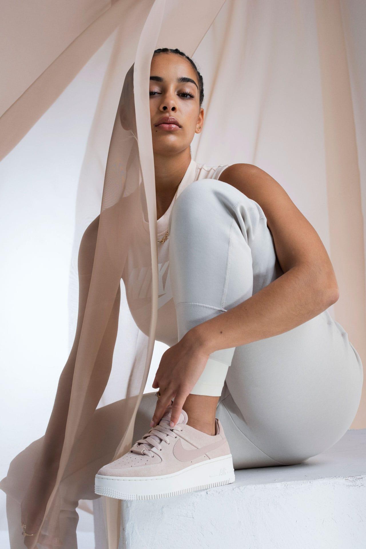 Nike Footwear Designer on AF1 Sage