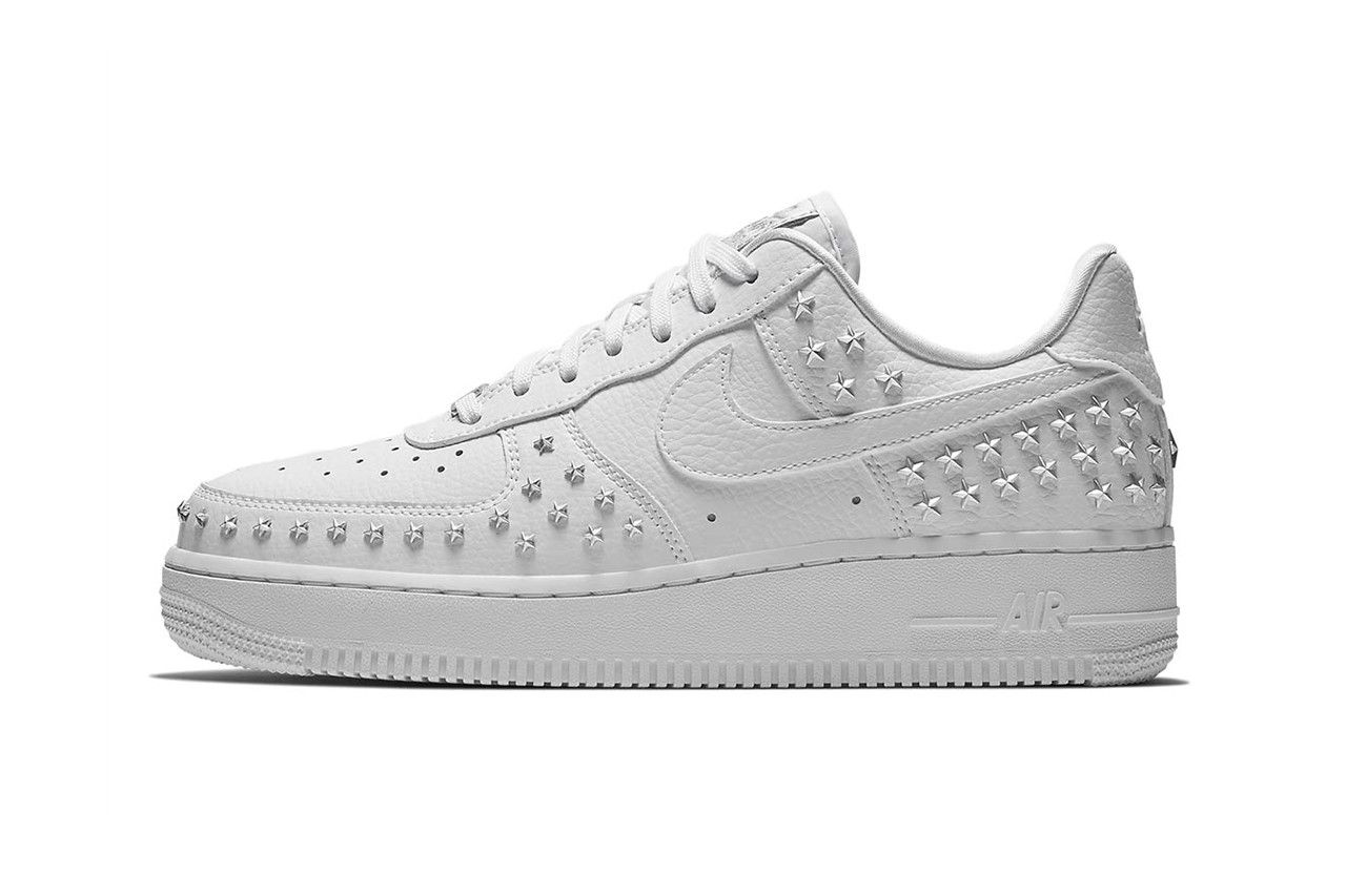 Nike Star Studded Air Force 1 Singles