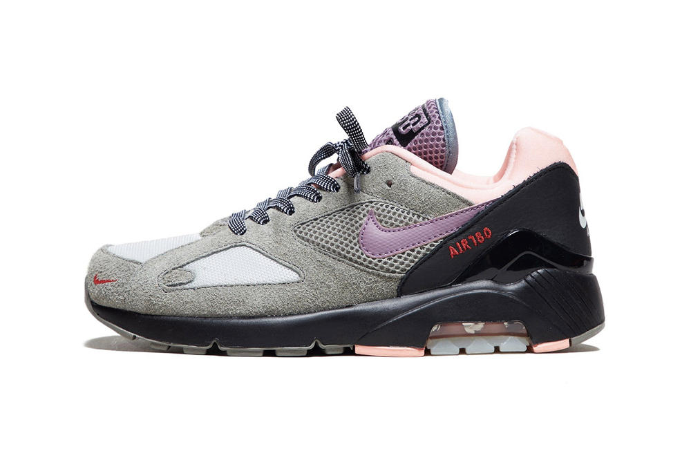 Nike Air Max 180 Dusk Grey Pastel Size? Exclusive Sneaker