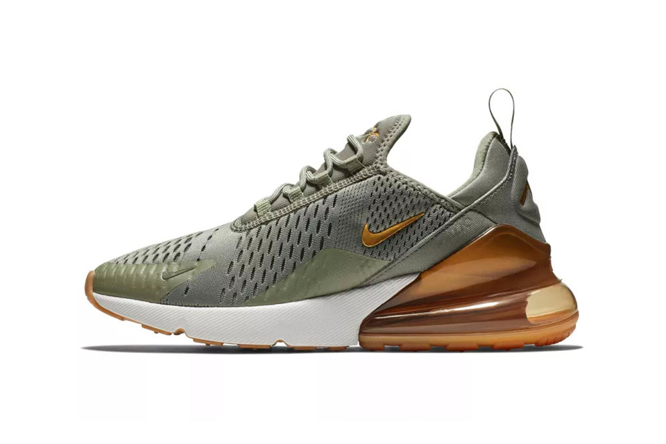 low priced d9dbf 4f47c Nike Air Max 270 Releases in Dark Stucco Sail | HYPEBAE