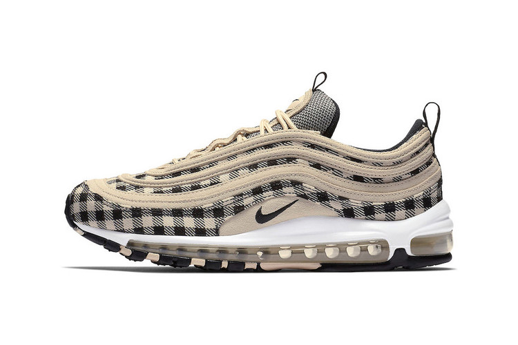Nike s Latest Air Max 97 Gets a Gingham Plaid Revamp 1a5790041