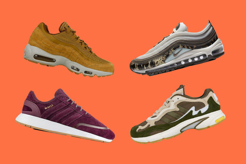 efa4218dfed4d The Sneaker Edit: FW18 Kicks Featuring Nike, Givenchy and More