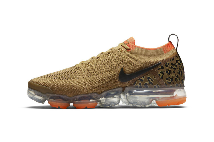 new product 672a1 42062 Nikes Air VaporMax Flyknit 2.0 Is Arriving Soon in Leopard Print