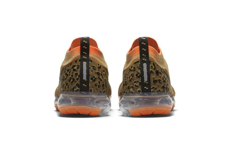 Nike Air VaporMax Flyknit 2.0 Leopard